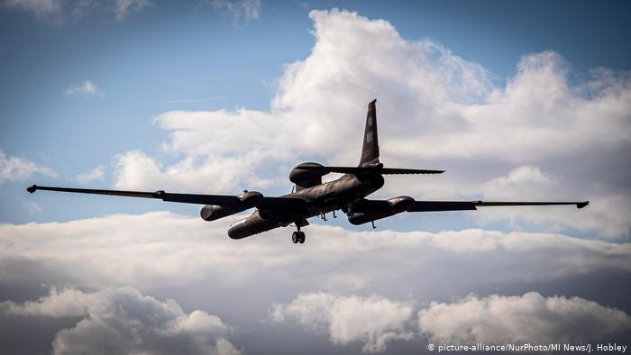 US spy plane entered no-fly zone,China demands US to stopprovocations