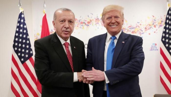 Turkish, US presidents mullEastern Mediterranean over phone