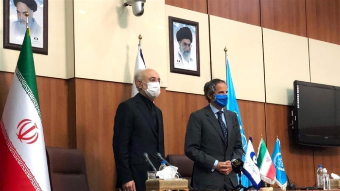 Iran agrees to allowIAEA to inspectex-nuclear sites