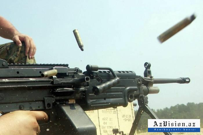 Armenia violates ceasefire with Azerbaijan 34 times