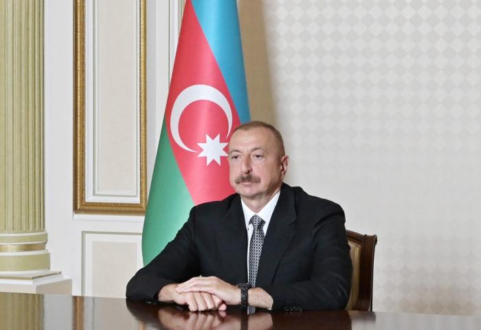 """Ilham Aliyev: """"Azerbaijan"""