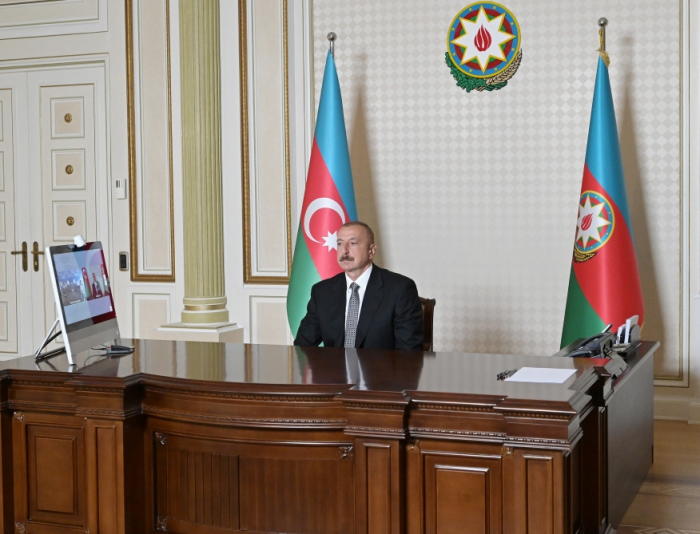 President: Over 90 percent of soldiers in 416th Taganrog Division were originally from Azerbaijan
