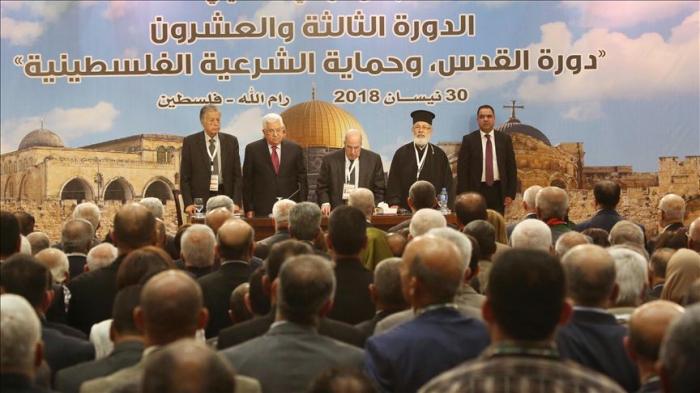 Consejo Nacional Palestino:  Acuerdo entre Emiratos Árabes e Israel indica la abolición de los derechos palestinos
