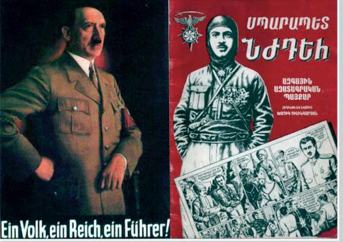 'Hitlerist' Armenian Nazism and the Dark Sides of Terror