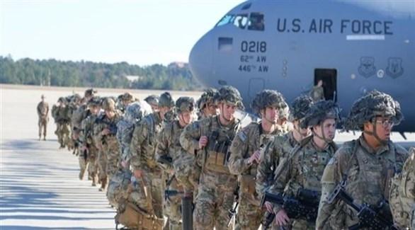 واشنطن تعتزم إعادة 6400 جندي من ألمانيا إلى الولايات المتحدة