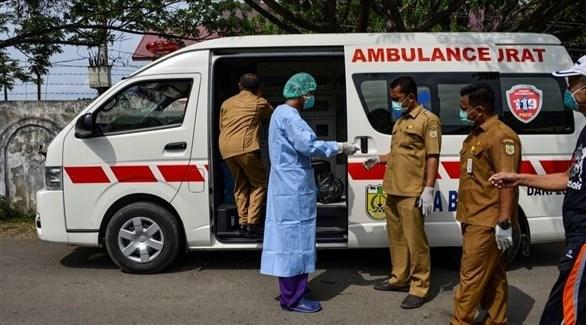 أندونيسيا يسجل 1679 إصابة جديدة بكورونا