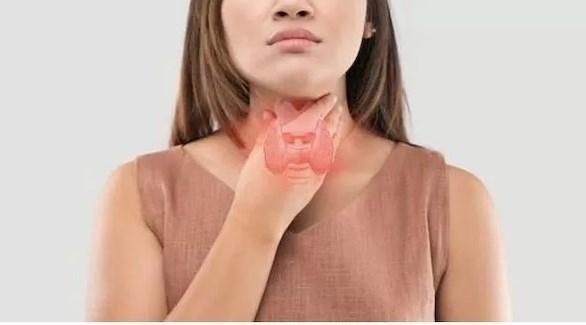 أهم أعراض سرطان الغدة الدرقية