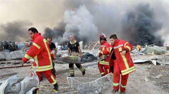 مقتل دبلوماسية ألمانية في انفجار بيروت