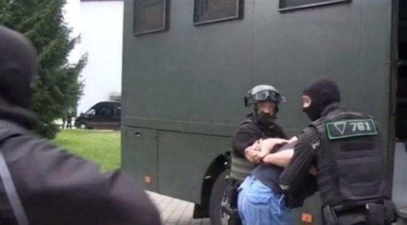 اعتقال مواطنين أمريكيين قبل الانتخابات الرئاسية فيروسيا البيضاء