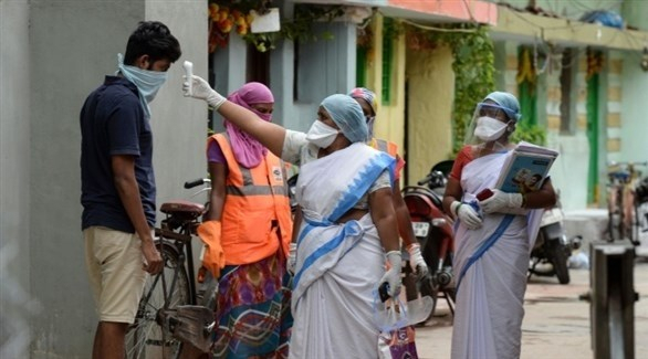 تسجيل 42 ألف وفاة وأكثر من مليوني إصابة بكورونا في الهند