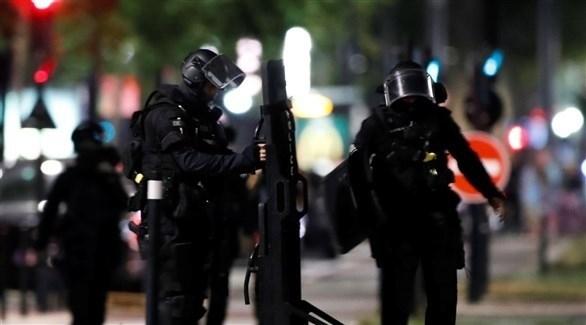 استسلام مسلح احتجز 6 رهائن في بنك بشمال فرنسا