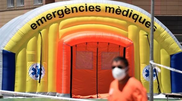 """وزارة الصحة الإسبانية: """"البلاد لا تواجه موجة جديدة من وباء كوورنا"""""""