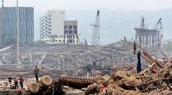 الأمم المتحدة تكشف: انفجار بيروت شرد 100 ألف طفل