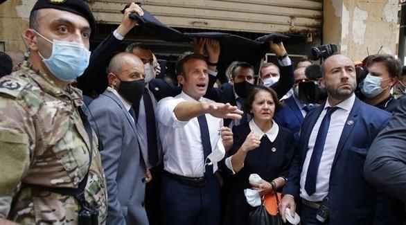 فرنسا ستعقد مؤتمراً دولياً لإغاثة لبنان