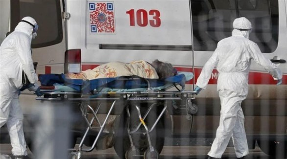 129 وفاة جديدة بكورونا في روسيا