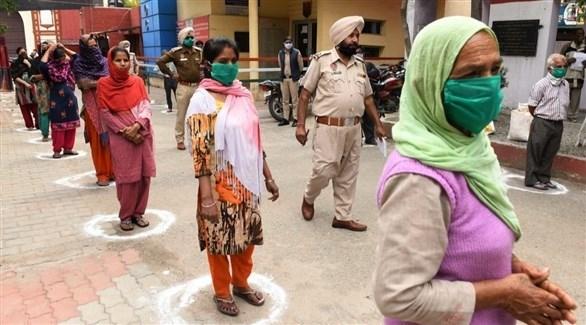 تسجيل أكثر من ألف وفاة جديدة بكورونا في الهند