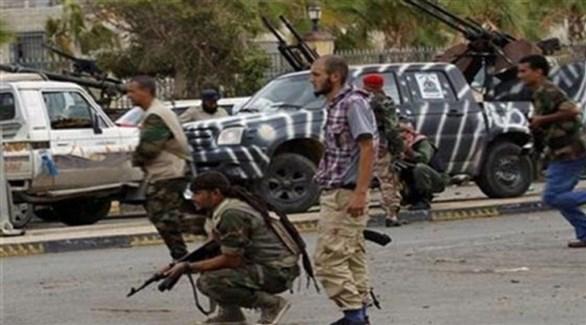 فرار 20 مرتزقاً سورياً من ليبيا