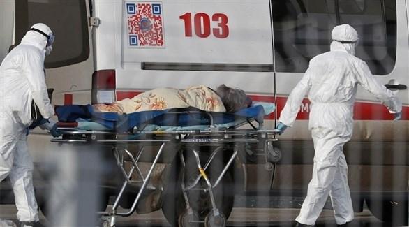 تسجيل الإنخفاض في الإصابات بكورونا في روسيا