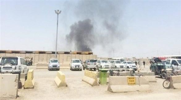 انفجار في شمال بغداد