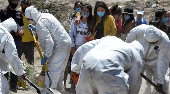 إصابات كورونا تقارب نصف مليون والوفيات 54 ألفاً في المكسيك