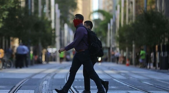 أكبر زيادة يومية في وفيات كورونا في أستراليا