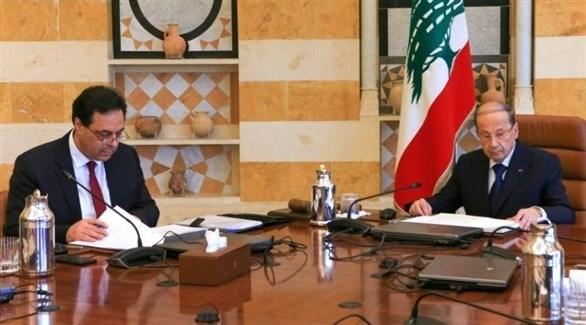 لبنان تتشكل حكومة جديدة