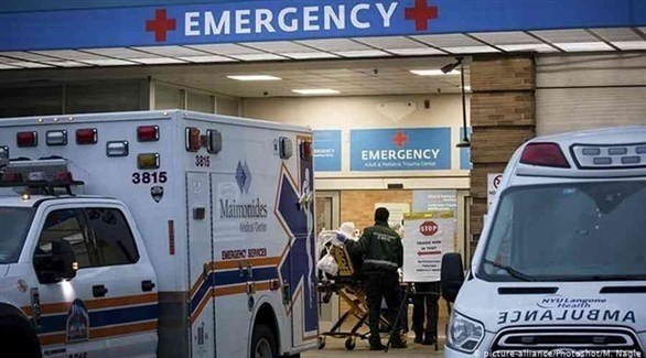 إصابات كورونا ترتفع بنسبة 0.9% خلال 24 ساعة في امريكا