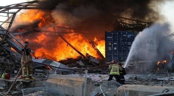 6 تفجيرات أصغر سبقت انفجار بيروت المدمر
