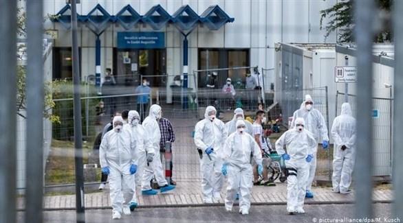 ألمانيا: 1449 إصابة جديدة بكورونا