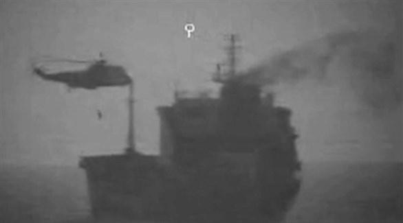 الحكومة الأمريكية احتجزت للمرة الأولى سفناً إيرانياً