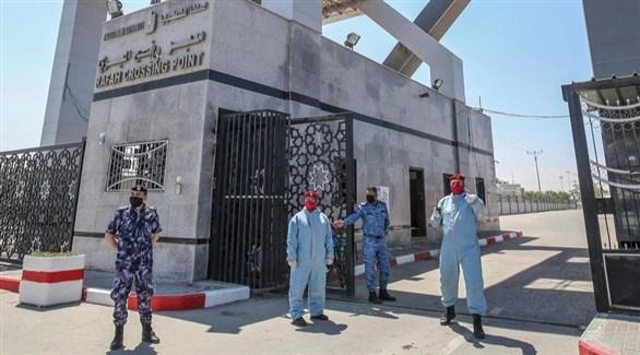 إغلاق معبر رفح بين قطاع غزة ومصر