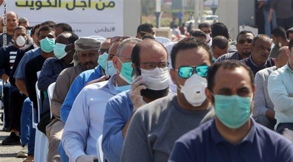 تسجيل5 وفيات و699 إصابة جديدة بكورونا في الكويت