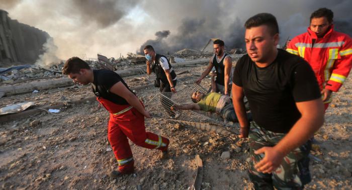 Livanda 100 erməni yaralanıb, 6-sı ölüb