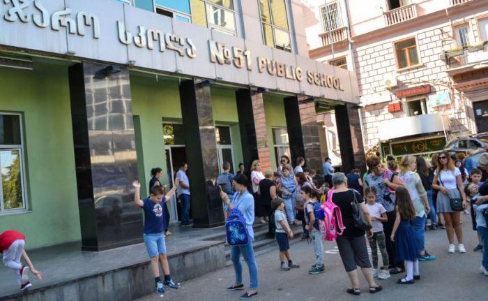 Gürcüstanda məktəblərin açılmasına qərar verildi