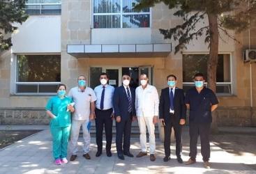 Reconocen trabajo de Brigada Médica Cubana en Azerbaiyán