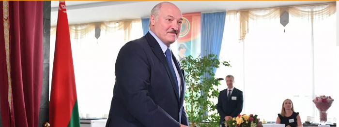 في الانتخابات الرئاسية بجمهورية بيلاروس
