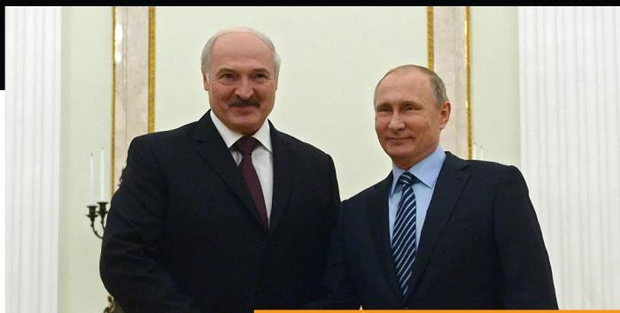 يهنئ بوتين لوكاشينكو بفوزه في الانتخابات