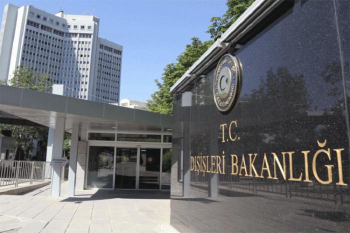 """وزارة الخارجية التركية:  """"أرمينيا عقبة رئيسية أمام السلام والاستقرار في المنطقة"""""""