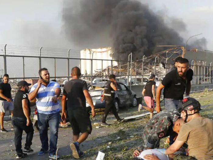 Almaniya səfirliyinin əməkdaşı Beyrutdakı partlayışda ölüb