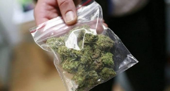 Gəncə sakinindən 4 kq-dan çox narkotik götürüldü