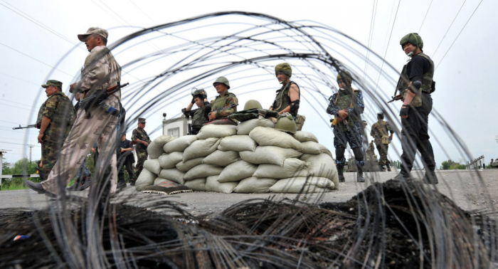 Qırğızıstan-Tacikistan sərhədində silahlı insident