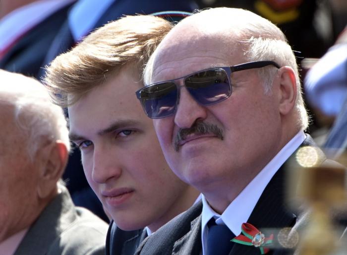 Lukaşenko oğlunu prezident postunda görmək istəmir