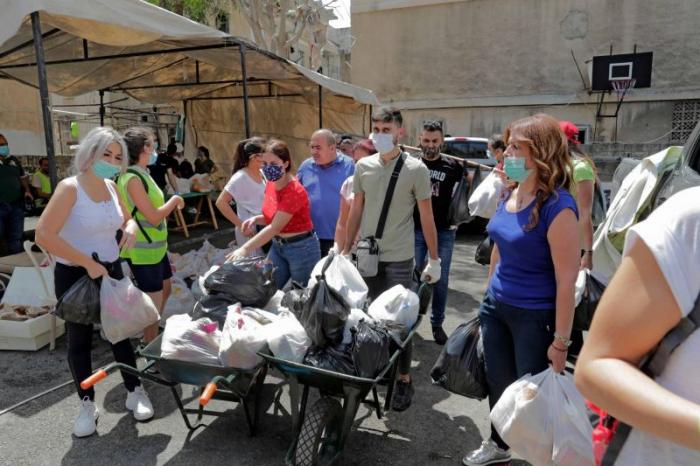 Explosions au Liban:L