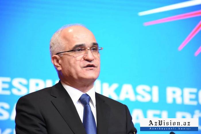 Şahin Mustafayev Mahmud Vaezi ilə danışıqlar apardı