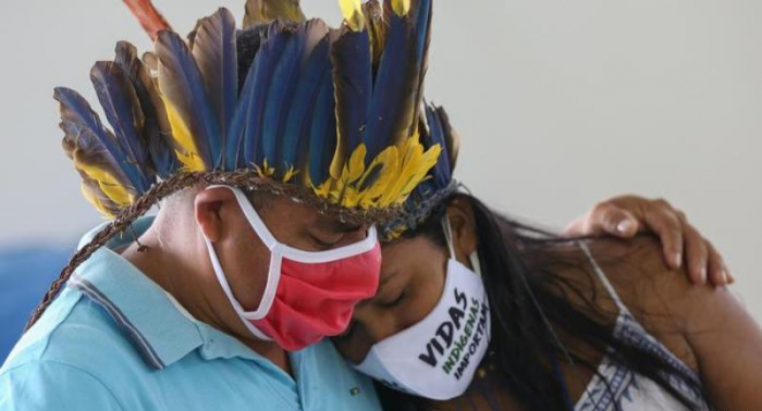 Braziliyada COVID-19-dan ölüm sayı 100 minə çatır