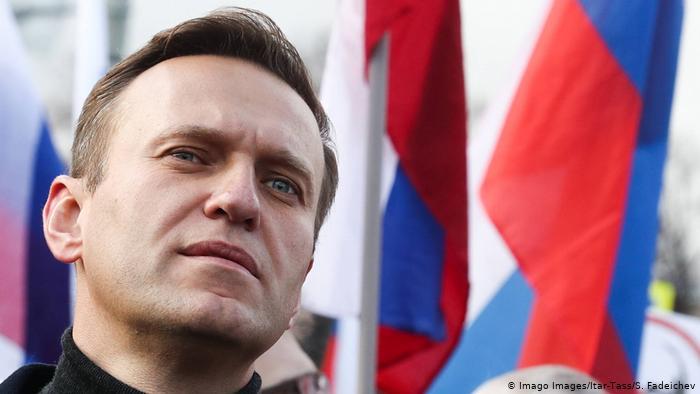 They saved Navalny
