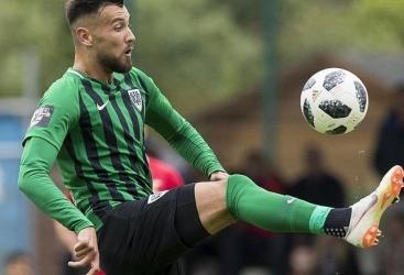 Futbolista azerbaiyano nombrado para el Equipo de la Semana de la USL