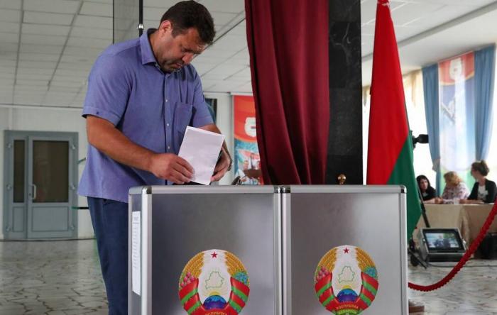 Belarus MSK ilkin nəticələri açıqladı