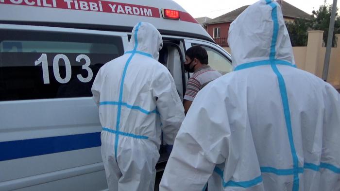 İki koronavirus xəstəsi həbs edildi -    FOTO+VİDEO
