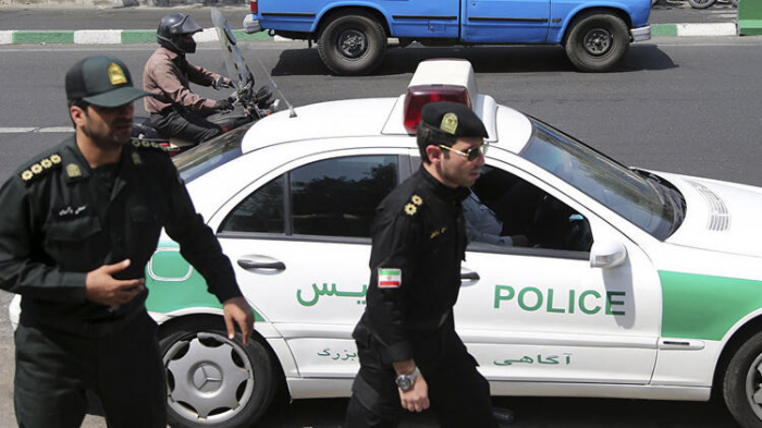 İranda terror təşkilatının rəhbəri tutuldu